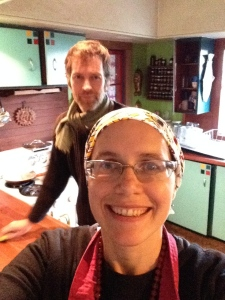 With Joe in the kitchen 2014