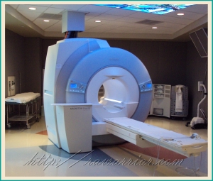 MRI Machine- The crazy loudest thing in the world.