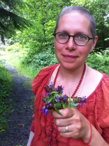 self heal on our hike