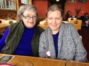 Meg & Her Mom