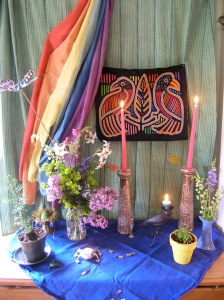 A May Altar from 2005