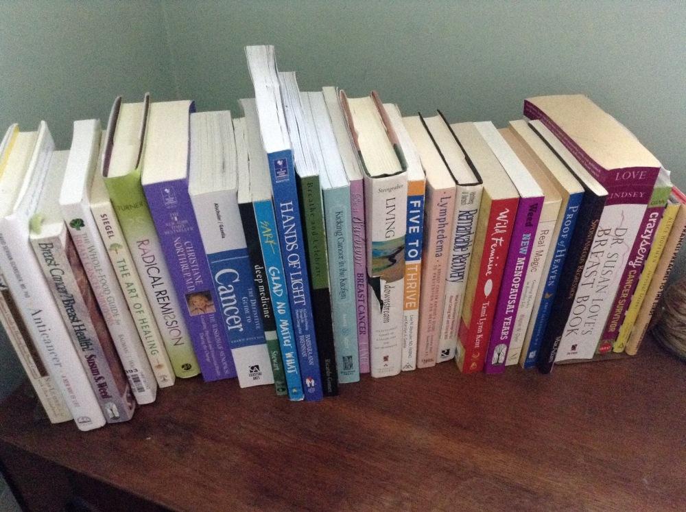 Bookshelf 2014