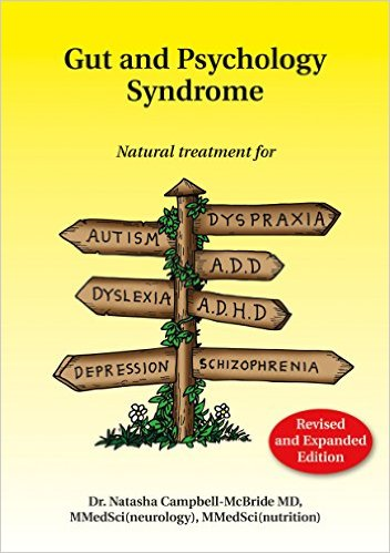 Gut and Psychology syndrome.  Primarily about how the gut micro biome relates to such things as Autism, it very much applies to general health, including post cancer treatments.