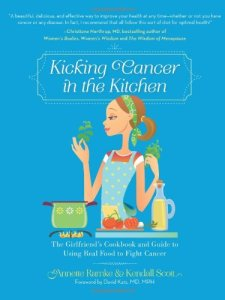 Lots of information about food and cancer with Some Yummy recipes.