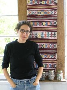 Feral librarian circa 2004