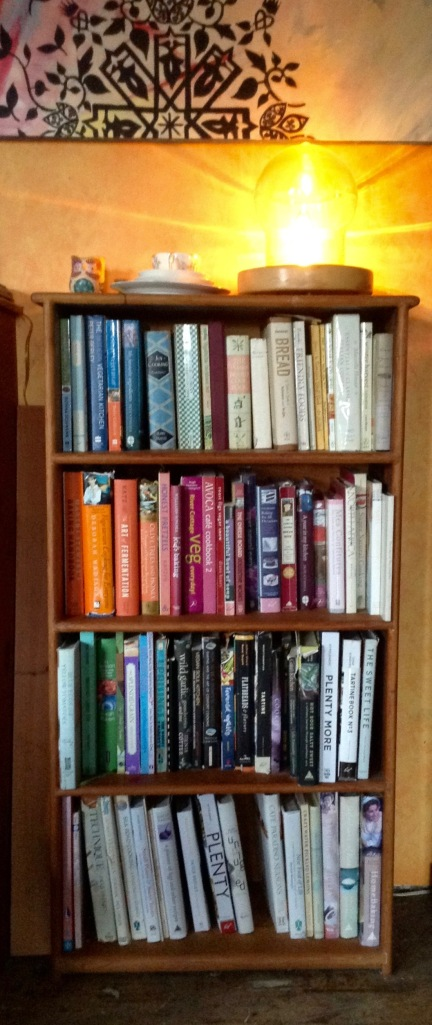 Some of my many Cookbooks