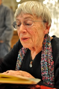 Ursula K. LeGuin via Flicker