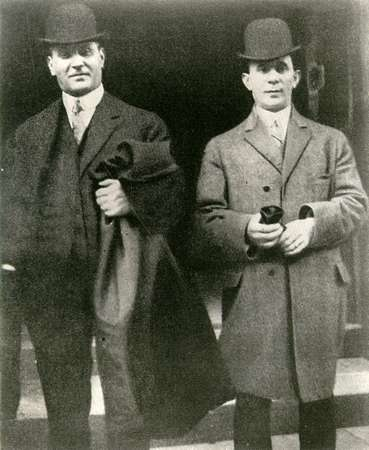 "Blanck and Harris ""Shirtwaist Kings"" and Union resistors."