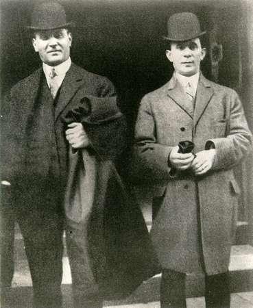 "Blanck and Harris ""Shirtwaist Kings"" and Union resistors."
