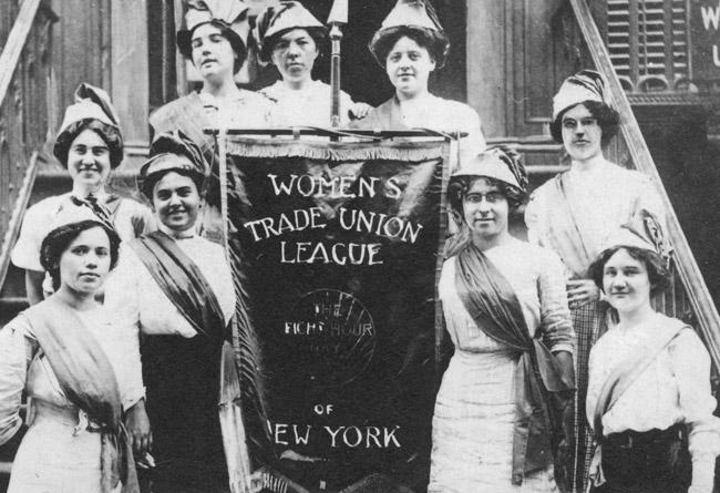Women Organizing in 1909