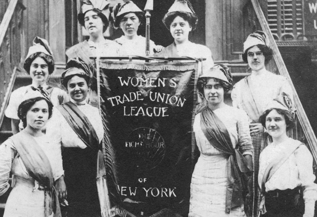Women Organizing in 1909