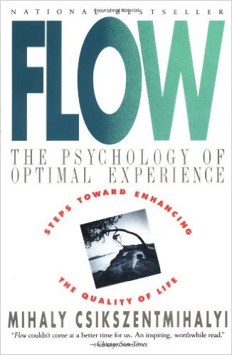 I highly recommend that you look up the Ted Talk with this author. Understanding Flow is a game changer.